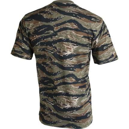 Футболка Сплав мужская, tiger stripe, 44 RU