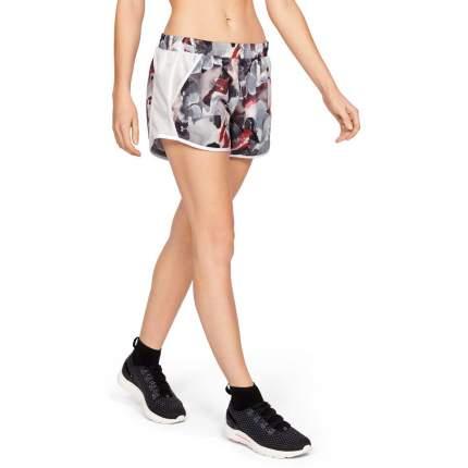Спортивные шорты Under Armour Fly-By Printed Run 7.5cm Woven, 805 разноцветные, XXS