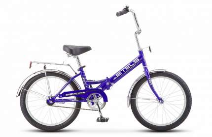 "Велосипед Stels Pilot 310 20 2018 13"" синий"
