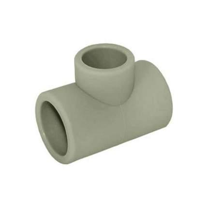 Тройник PP-R серый внутренняя пайка Дн 20 VALFEX 10111020Г