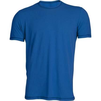 Футболка Сплав Stretch, синий, 56 RU