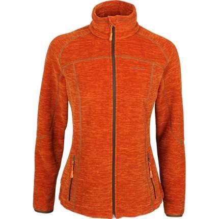 Куртка женская Ангара Polartec Thermal pro оранжевая 52/158-164