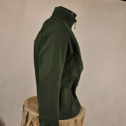 Kailas куртка Travel Knitting M Темно-зеленый