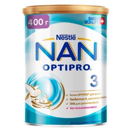 Молочная смесь NAN Optipro 3 от года 400 г