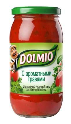 Итальянский соус Dolmio  для приготовления блюд с ароматными травами 500 г