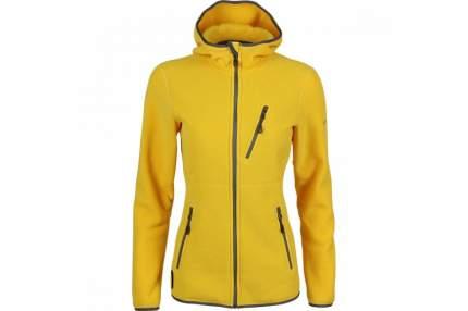 Куртка женская Palmyra Polartec Woven Inspired yellow 42/158-164