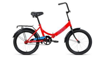 """Велосипед Altair City 20 2020 14"""" красный/голубой"""
