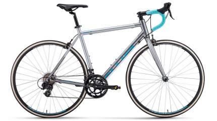 Велосипед Forward Impulse 28 2020 S серый/бирюзовый