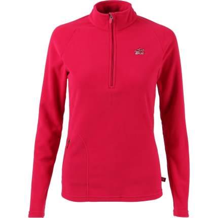 Пуловер женский Lissa брусничный 46