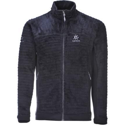 Kailas куртка High Loft Fleece Jacket KG210078 (XXL, Черный, BK00)