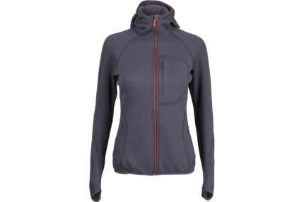 Куртка женская Function с капюшоном серая 46/158-164