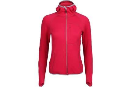 Куртка женская Function с капюшоном брусничный 52/170-176