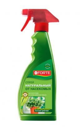 Натуральное средство Bona Forte от летающих насекомых-вредителей,  500 мл