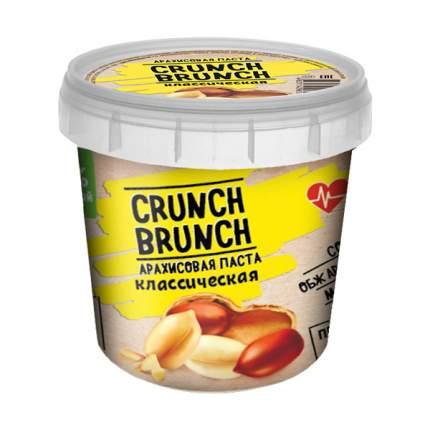 Арахисовая паста Crunch Brunch классическая 1000 г