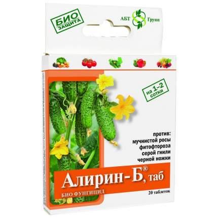 Средство для защиты от болезней комплексное Агробиотехнология 52020 Алирин-Б 20 шт.