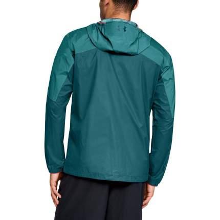 Куртка Under Armour Scrambler Hybrid, 716 синяя, MD