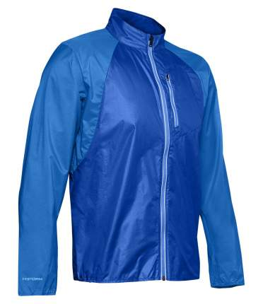 Куртка Under Armour Run Impasse Wind, 464 синяя, SM