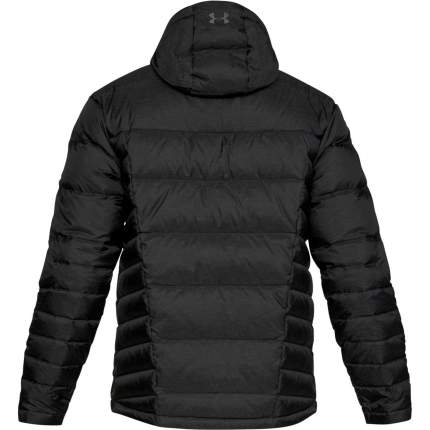Куртка Under Armour Outerbound Down 700 Fill Power Hooded, 001 черная, MD