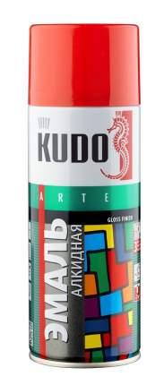 Эмаль универсальная АВТОМАГ красная KU1003