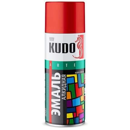 Эмаль для суппортов АВТОМАГ красная KU5211