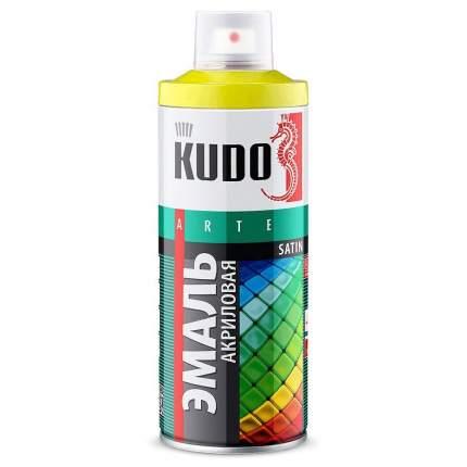 Эмаль для суппортов АВТОМАГ желтая KU5213