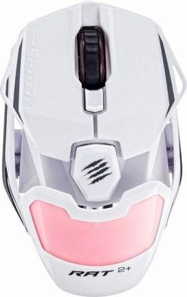 Игровая мышь Mad Catz R.A.T. 2+ (White)