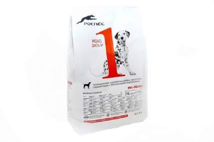 Сухой корм для собак Рос Пёс, Моно Диета, лосось, рис, 1.8кг