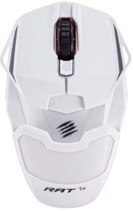 Игровая мышь Mad Catz R.A.T. 1+ (White)