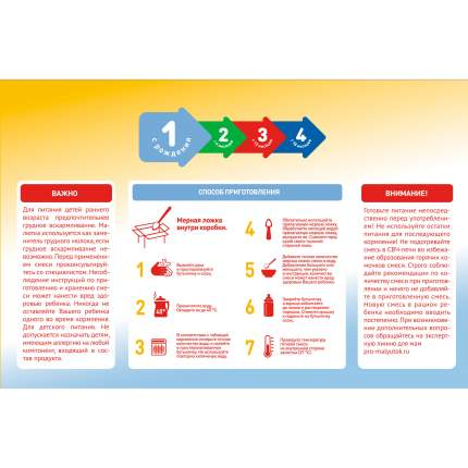 Молочная смесь Малютка Nutricia 1 от 0 до 6 мес. 1 200 г