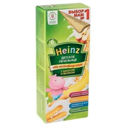 Печенье Heinz С бананом и яблоком 160 г