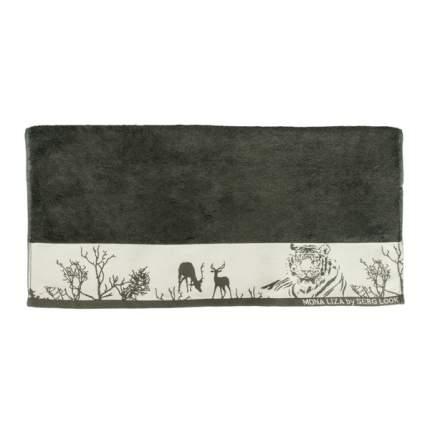 Полотенце универсальное MONA LIZA Wild серый 50х90 см (1 шт.)