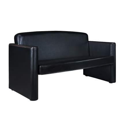 Диван Шарм-Дизайн Болеро экокожа черный