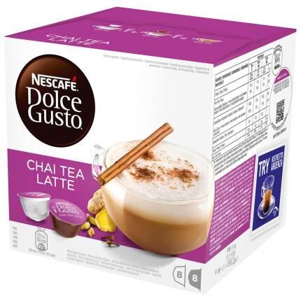 Капсулы для кофемашин Nescafe сhai tee latte