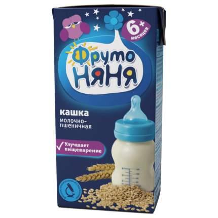 Каша молочная ФрутоНяня Пшеничная с 6 мес. 200 г