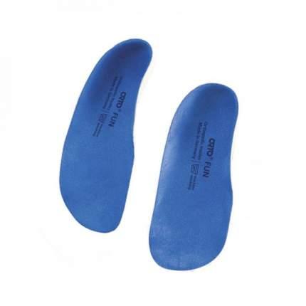 Стельки ортопедические на жесткой основе для детей ORTO Fun р.35/36