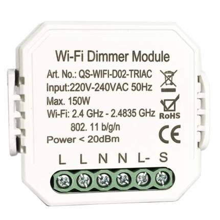 Умный Wi-Fi переключатель / Wi-Fi Dimmer D02, 4190