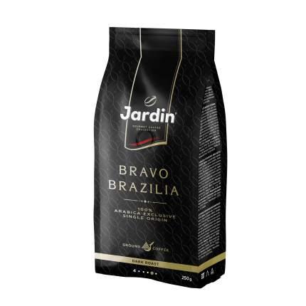 Кофе молотый Jardin Bravo Brazilia 250 г