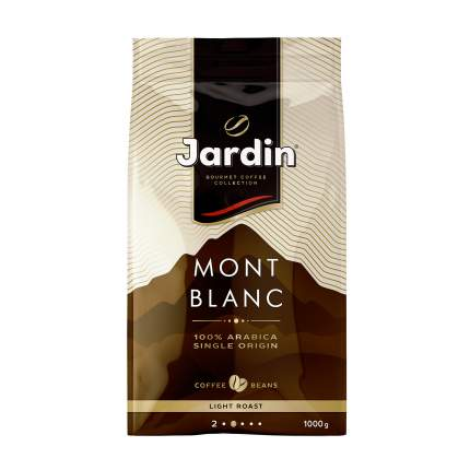 Кофе в зернах Jardin Mont Blanc 1 кг