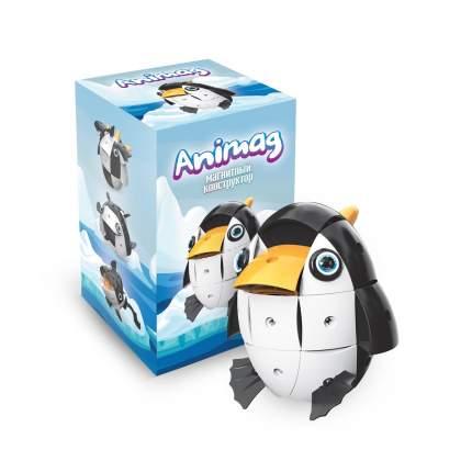 Конструктор детский магнитный Animag Пингвин