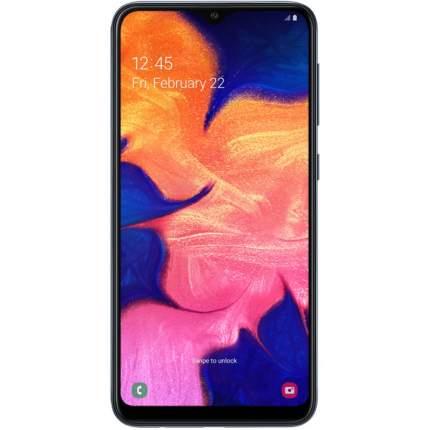 Смартфон Samsung Galaxy A10 (2019) 32Gb Black (SM-A105F)