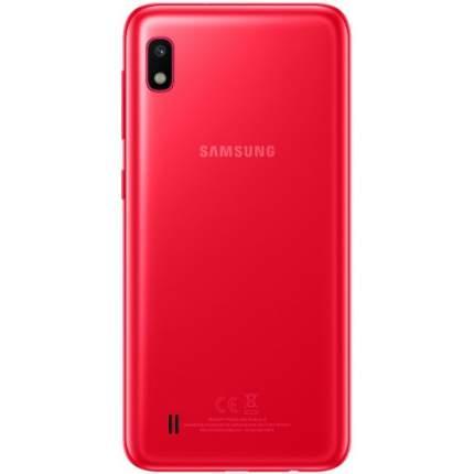 Смартфон Samsung Galaxy A10 (2019) 32Gb Red (SM-A105F)
