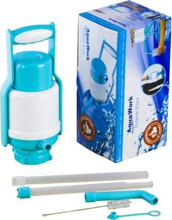 Помпа ручная Aqua Work Dolphin Еco+ Blue/White