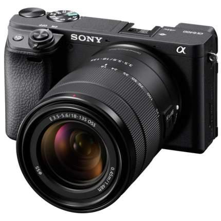 Фотоаппарат системный Sony Alpha A6400 18-135mm Black