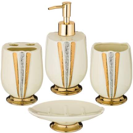 Набор для ванной комнаты Lefard, 437-114, 4 предмета