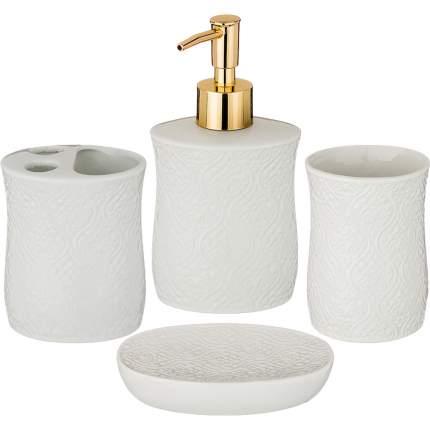 Набор для ванной комнаты Lefard, 437-106, 4 предмета