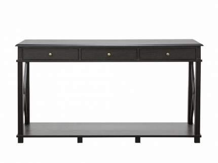 Консоль Freigraf Black 0.8x1.5x0.4м