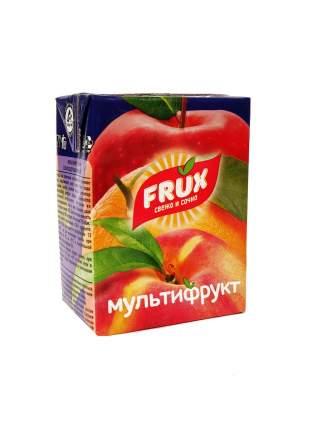Сокосодержащий напиток Frux мультифрукт 12*200 мл