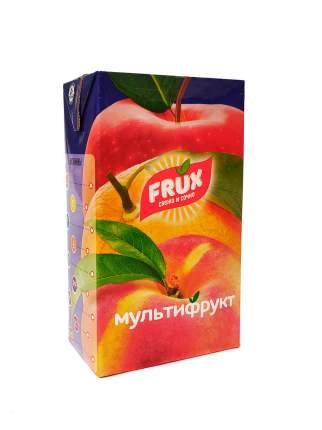 Сокосодержащий напиток Frux мультифрукт 4*1000 мл