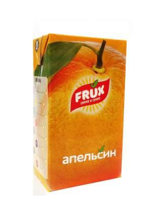 Сокосодержащий напиток Frux апельсин 4*1000 мл