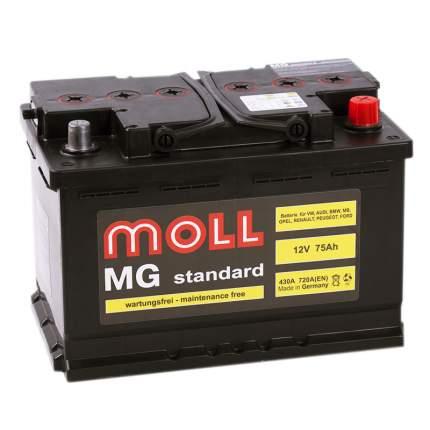 Аккумулятор MOLL MG 75R 615